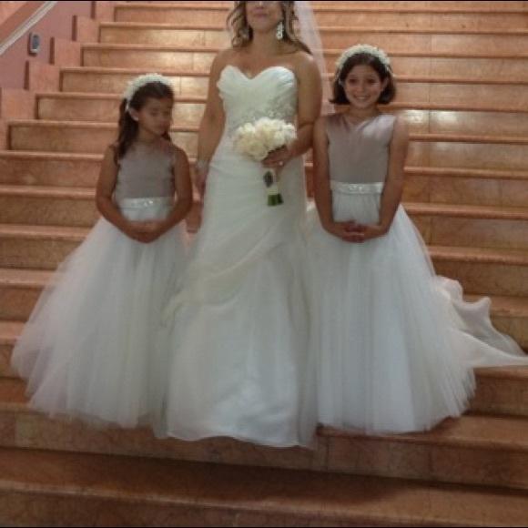 Mary's Bridal Other - Girls flower girl wedding dresses!